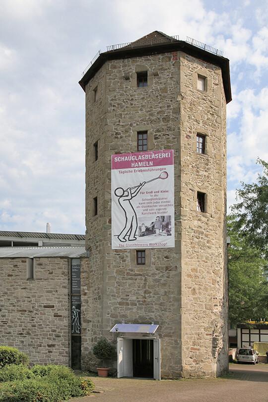 Glasbläserei Pulverturm Hameln