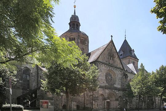 Münsterkirche Sankt Bonifatius Hameln