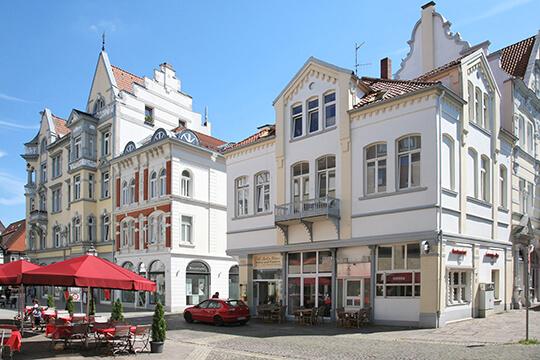 Münsterkirchhof Hameln