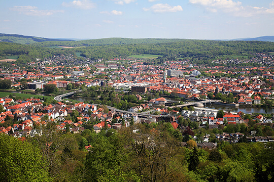 City view Hameln