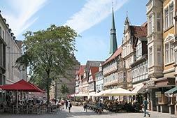 Altstadt in Hameln