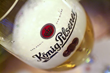 Biergarten König