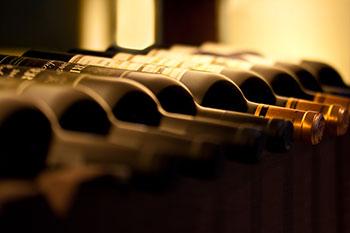 Biergarten Wein